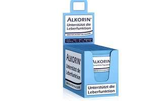 ALKORIN® 40 Sachets Aufsteller